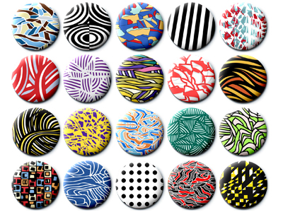 designer-fashion-accessory-button-badges